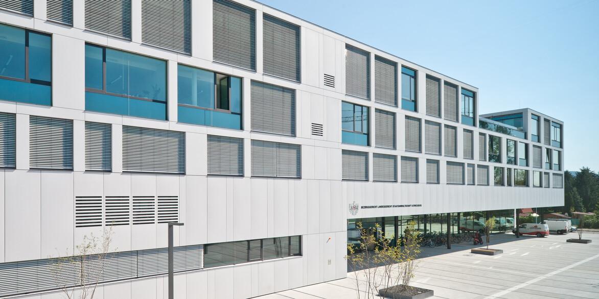 Justizzentrum Korneuburg; Copyright: Harald A. Jahn