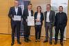 klimaaktiv Verleihung an die Generalsanierung des Hauptsitzes des Dachverbandes der österreichischen Sozialversicherungsträger; Foto Alfred Arzt