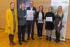 klimaaktiv Verleihung an die Generalsanierung des Gründerzeithauses Mariahilferstraße 182; Foto Alfred Arzt