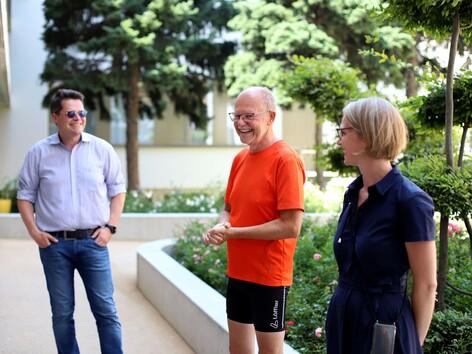 passathon Tour mit Klimastadtrat Jürgen Czernohorszky, Foto: © PID/Votava